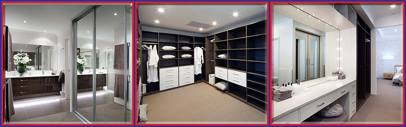 Wardrobes on<br /> Display