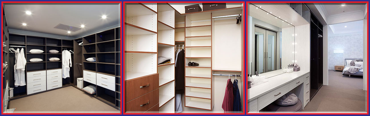Wardrobes <br />Styles & Colours